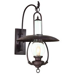 La Grange Outdoor Wall Sconce
