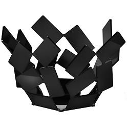 La Stanza Dello Scirocco Tealight Holder (Black) - OPEN BOX