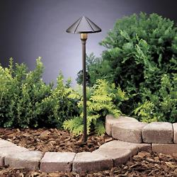 Landscape LED Center Mount Path Light