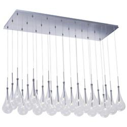 Larmes 24-Light LED Linear Suspension