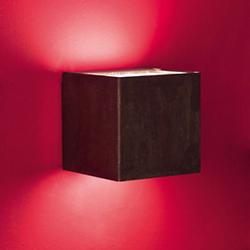 Laser Cube LED Wall Sconce (Bronze/Large) - OPEN BOX RETURN