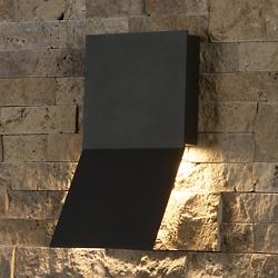 Leev Outdoor LED Wall Sconce