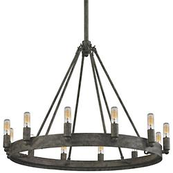 Lewisburg Chandelier (12 Lights) - OPEN BOX RETURN