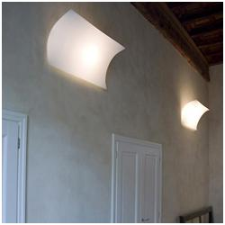 Light Volume Fluo Wall Sconce