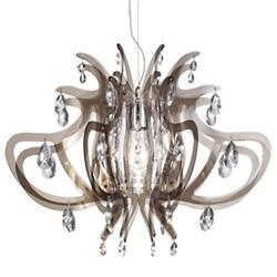 Lillibet Chandelier (Fume) - OPEN BOX RETURN