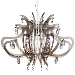 Lillibet Mini Chandelier (Fume) - OPEN BOX RETURN