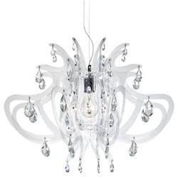 Lillibet Mini Chandelier (Transparent) - OPEN BOX RETURN