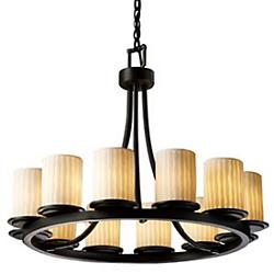 Limoges Dakota 12 Light Chandelier