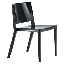 Lizz Chair (Black) - OPEN BOX RETURN