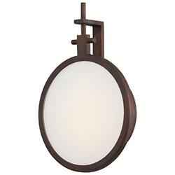 Loupe LED Wall Sconce (Copper Bronze) - OPEN BOX RETURN