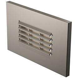 Louver Horizontal LED Step Light