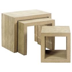 Low Table Set