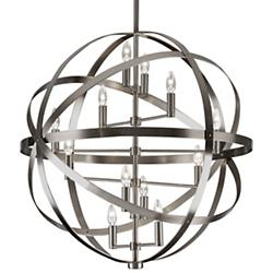Lucy Grande Pendant (Dark Antique Nickel) - OPEN BOX RETURN