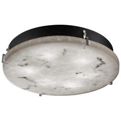 LumenAria Clips Round Ceiling/Wall Light