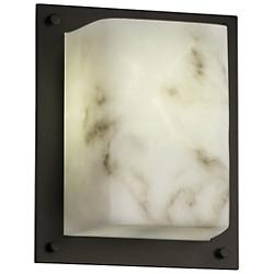 LumenAria Framed Wall Sconce