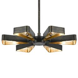 Luna 6 Light Chandelier