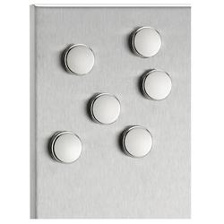 MURO Set of 6 Magnets (Small) - OPEN BOX RETURN