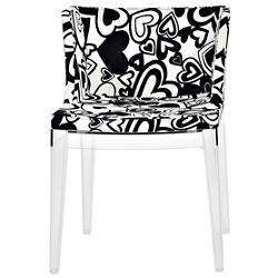 Mademoiselle Chair Moschino Hearts