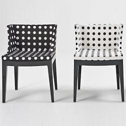 Mademoiselle Chair Polkadot