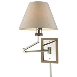 Madera Swing Arm Wall Sconce