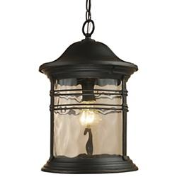Madison Outdoor Pendant (Black) - OPEN BOX RETURN