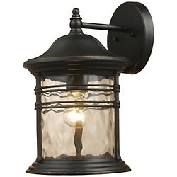 Madison Outdoor Wall Sconce (Small) - OPEN BOX RETURN