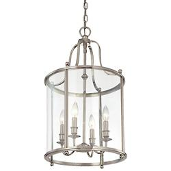 Mansfield Pendant No. 1315 (Polished Nickel) - OPEN BOX