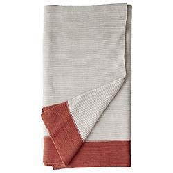 Marled Knit Throw