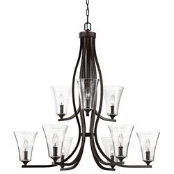 Marteau 2-Tier Chandelier