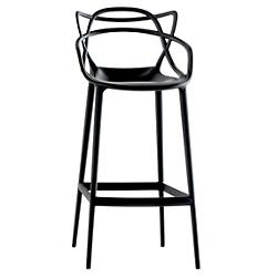Masters Stool (Black/Counter) - OPEN BOX RETURN