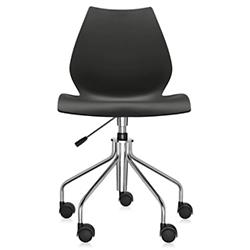 Maui Swivel Chair Height-Adjustable