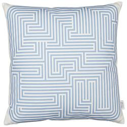 Maze Graphic Pillow