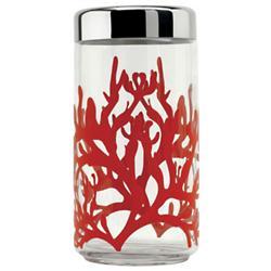 Mediterraneo Glass Jar