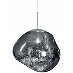 Melt Pendant (Chrome/Large) - OPEN BOX RETURN