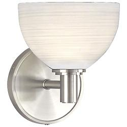 Mercury Wall Sconce (Satin Nickel) - OPEN BOX RETURN