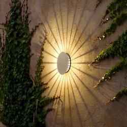 Meridiano Outdoor LED Wall Sconce