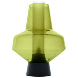 Metal Glass 2 Table Lamp (Green) - OPEN BOX RETURN