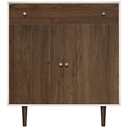 MiMo 1 Drawer over 2 Door Dresser