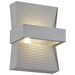 Mill LED Outdoor Sconce (Marine Grey) - OPEN BOX RETURN