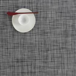 Mini Basketweave Tablemat (Black/White) - OPEN BOX RETURN