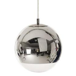 Mini Mirror Ball Pendant (Chrome) - OPEN BOX RETURN