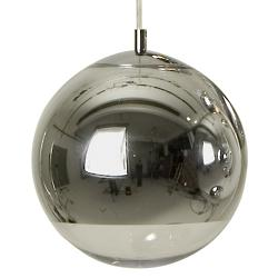 Mirror Ball Pendant (Chrome/Medium) - OPEN BOX RETURN