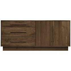 Moduluxe 29-Inch 3 Drawer/2 Door Dresser