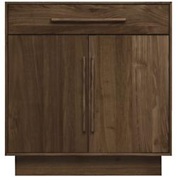 Moduluxe 35-Inch 1 Drawer/2 Door Dresser