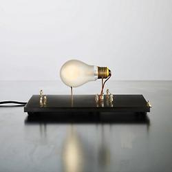 Monument for a Bulb Table Lamp (Steel) - OPEN BOX RETURN