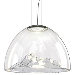 Mountain View LED Pendant