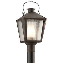 Nantucket Fluorescent Post Light