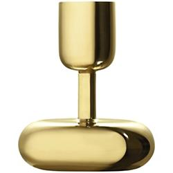 Nappula Brass Candleholder (4.25 Inch) - OPEN BOX RETURN