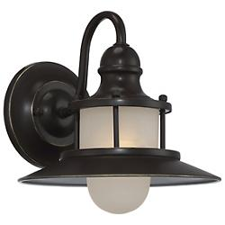 New England Outdoor Wall Sconce