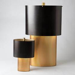 Nordic Gold Table Lamp